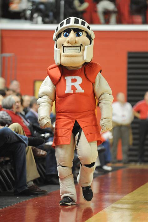 Rutgers Find Students Want To Diversify Rutgers Mascot