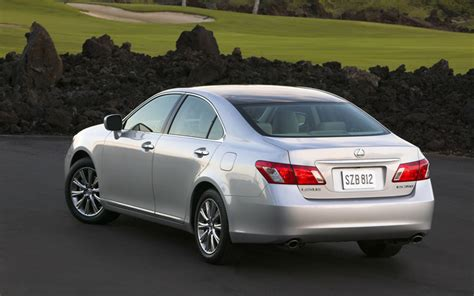 2009 lexus es350 reviews and rating motor trend image gallery 2009 es350