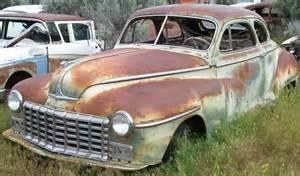 1946 Dodge For Sale Restorable Dodge Classic Vintage Cars For Sale 1915 60