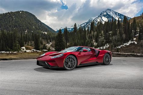 ford supercar ford gt supercar deliveries delayed motor trend