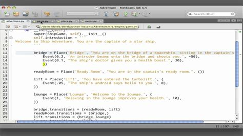tutorial python text adventure simple text based adventure game python gamesworld