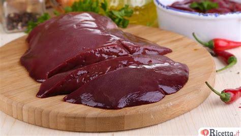 come si cucina il fegato ricetta fegato alla veneziana ricetta it