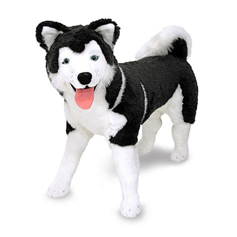 husky puppy stuffed animal buy doug 174 husky stuffed animal from bed bath beyond
