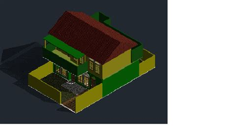 desain rumah autocad pendidikan desain rumah dengan autocad