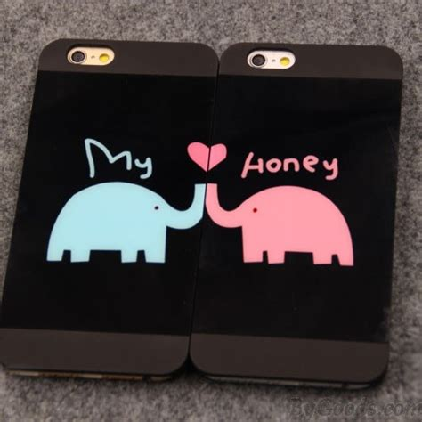 Iphone 5 5s Animal Ring lovely animals lover elephants frosted iphone 4 4s