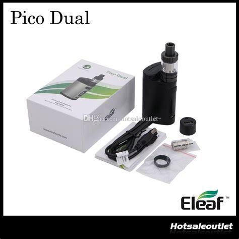 Pico Dual Authentic 100 Original authentic eleaf pico dual tc kit with 200w pico dual
