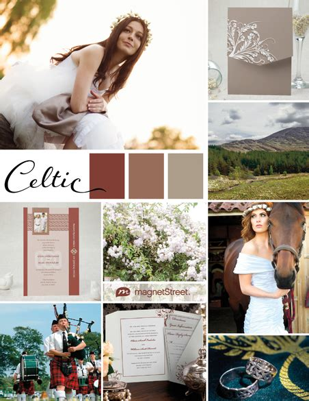 celtic wedding inspiration celtic wedding ideas