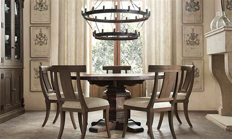Restoration Hardware Dining Room Small Dining Room Restoration Hardware For The Home Pinterest
