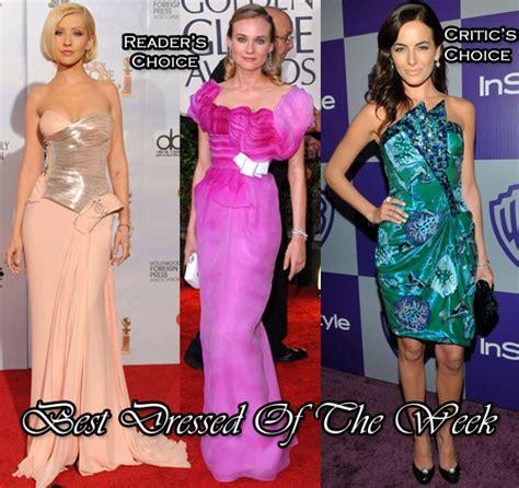 Best Dressed Of The Week Diane Kruger At Haute Couture Fashion Week by Best Dressed Of The Week Aguilera In Versace