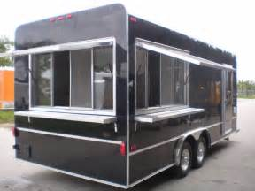 Food Trailers Fabtech Trailers Bbq Smokers And Grills Concession