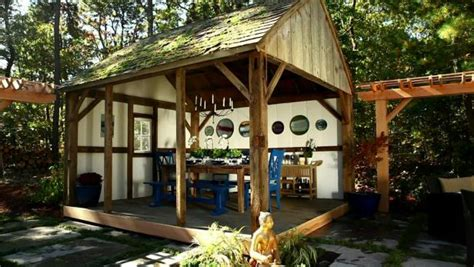 shed  outdoor room video hgtv