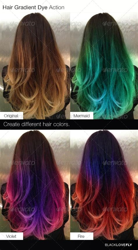 womens hairstyle ombre gradient hair coloring how to get ombre background on photoshop 187 tinkytyler org