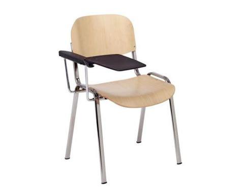 zum freien stuhl stuhl mit klappbarer schreibfl 228 che aus holz betzold ch