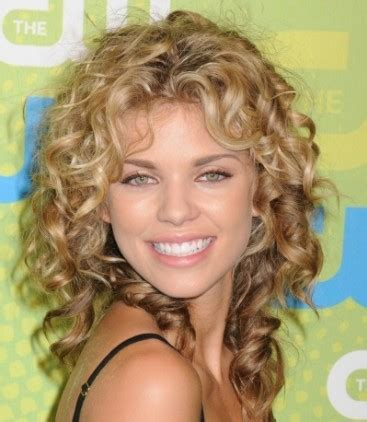 medium length naturally curly hairstyles  haircuts