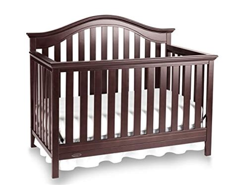 Graco Bed Frame Graco Bryson 4 In 1 Convertible Crib Espresso Furniture Beds Accessories Headboards Footboards