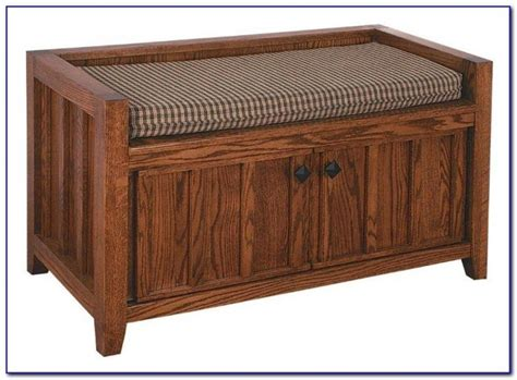 mission style storage bench mission style bench with storage bench home design