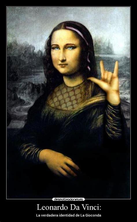 imagenes figurativas de leonardo da vinci im 225 genes y carteles de gioconda pag 4 desmotivaciones
