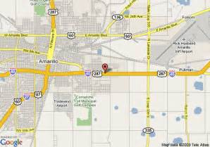 map of amarillo map of value place amarillo amarillo