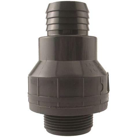 Check Valve Plastik Shop Proplumber Plastic Check Valve At Lowes