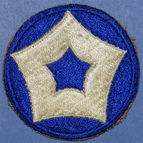 Patchwork Command - ww ii 5th service command patch us patches jessen s