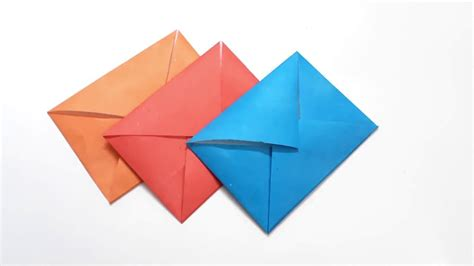 how to make your own envelope how to create envelope from paper diy envelope