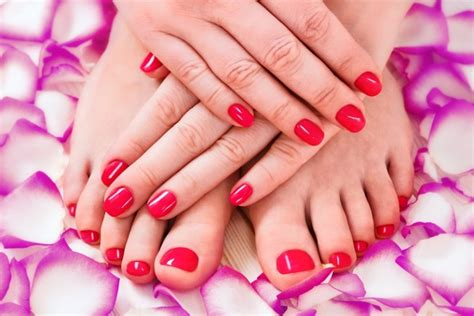 Manicure And Pedicure by Nail Salon Posters As A Great Decorating Idea For Your