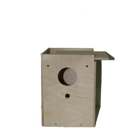 gabbie per cocorite prezzo nido in legno per cocorite