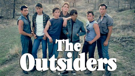 the themes of the outsiders the outsiders movie fanart fanart tv