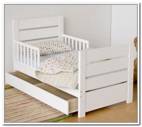 kids bed with storage kids furniture toddler beds with storage homesfeed