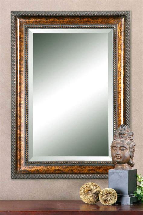 Uttermost Sinatra Mirror by Sinatra Gold Vanity Mirror By Uttermost 25 Quot X 35 Quot