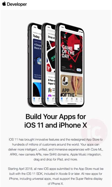 apple new apps must support iphone x be built with ios 11 sdk as of april iphone in canada