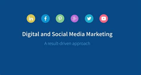 Mba Digital Media Marketing by Digital And Social Media Marketing Mooc Highpoint Avenue