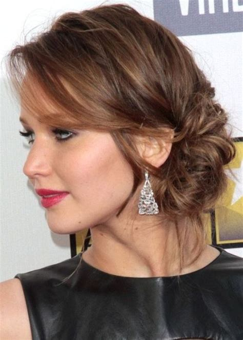 Casual Updo Hairstyles by 16 And Hairstyles For Everyday Occasions