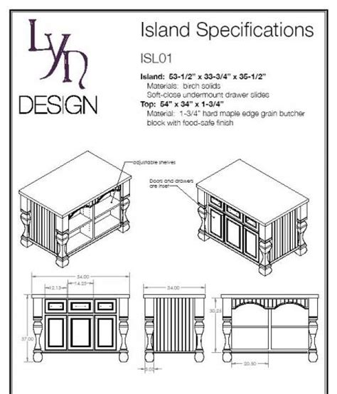 54 quot lyn design kitchen island isl01 dbk hardware kitchen island tuscan black distressed isl01 dbk