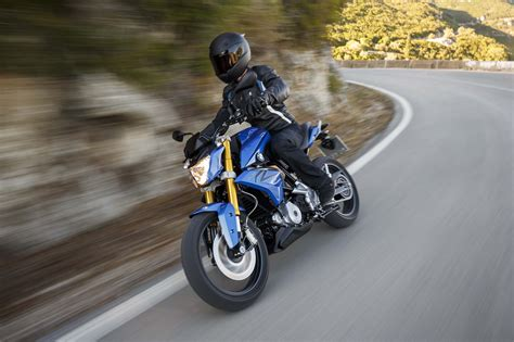 Motorrad Bmw G310r by 2016 Bmw G310r Debuts For New Riders
