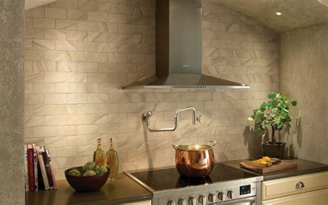 Tile For Kitchen Wall by Installing Ceramic Tile Wall For Kitchen Area Desain