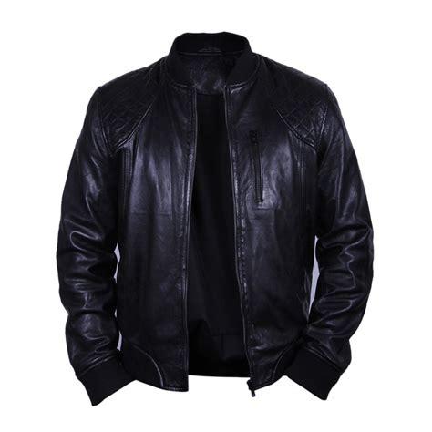 s leather bomber jacket detroit