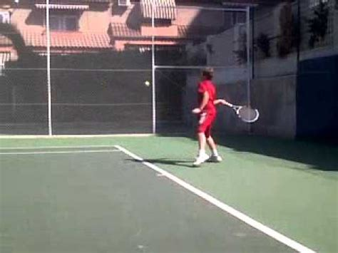 imagenes niños jugando tenis ni 241 os de 9 a 241 os jugando al tenis youtube