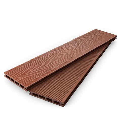 composite decking cedar  dino decking composite