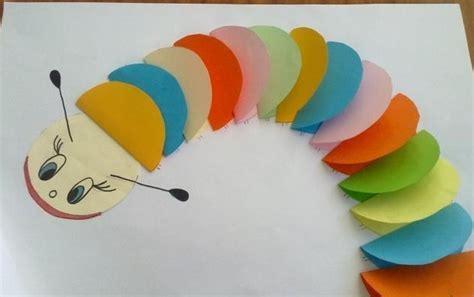 Paper Craft For Preschoolers - paper cutting arts crafts for preschool kindergarten 1