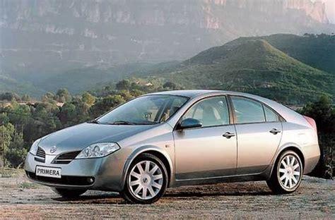 Nissan Primera P12 2002 2003 2004 2005 2006 2007 2008