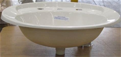 Plastic Vanity Basin by Caroma Verona Plastic Vanity Basin Auction 0009 2036229