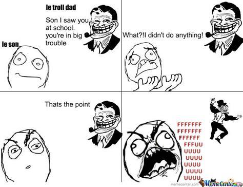Troll Dad Meme - troll dad by xavier2769 meme center