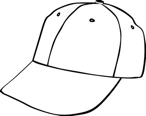 baseball cap clip art at clker com vector clip art