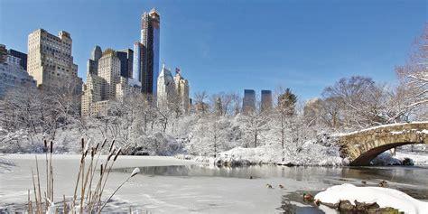 Im To New York 2 by Wetter Und Klima In New York Hei 223 E Sommer Und Eiskalte
