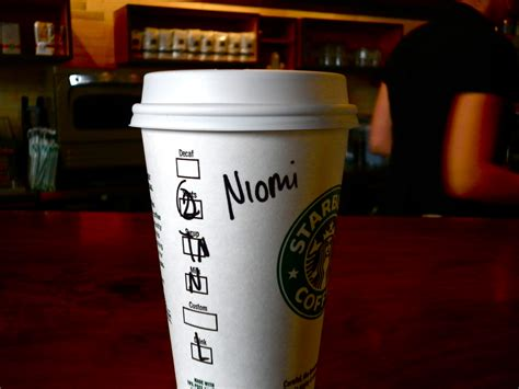 most ridiculous starbucks order conscientious inconsistency