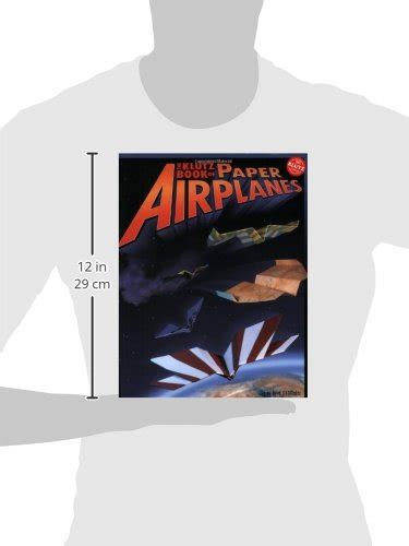 book of paper airplanes 1570548307 klutz book of paper airplanes craft kit import it all