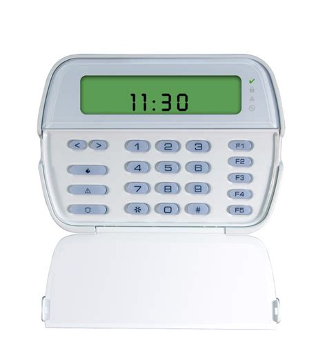 home security system keypad pk5501 dsc security