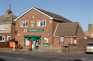 Hillside Post Office by Post Office On The Corners Of Wisbech 169 Dennis Smith