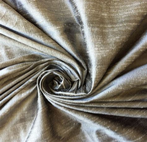 drapery fabrics wholesale gray grey 100 dupioni silk fabric wholesale bolt roll 32